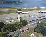 Airport of Tivat