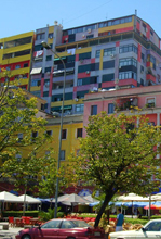 Colorful Tirana