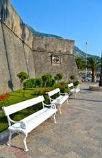 Kotor Old Town Walls