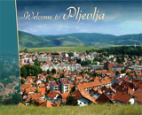 Brochure about Pljevlja
