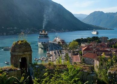 Port of Kotor shore excursions