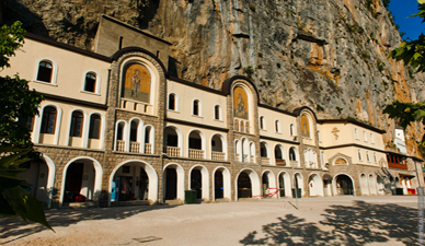 Ostrog Monastery Excursion