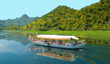 Skadar Lake - Boat ride