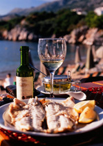 Food and wine in Montenegro