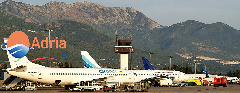 Air Transport in Montenegro