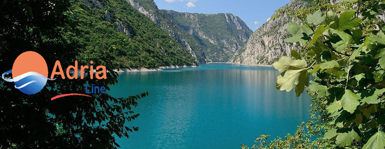 Excursion Piva Lake