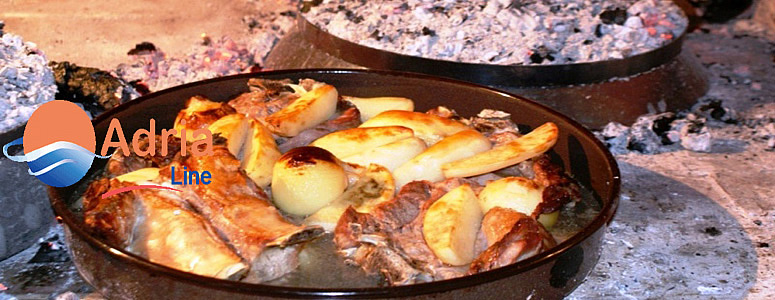 Mountainous-Continental cuisine of Montenegro