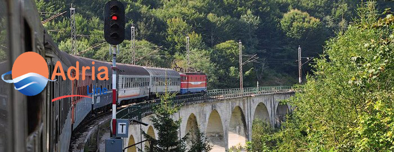 Railway transport in Montenegro