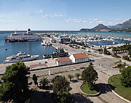 Port of Bar - Montenegro
