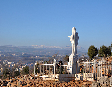 Medjugorje - Hill of Apparition