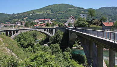 mojkovac bridge