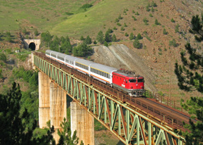 Railway Transport of Montenegro