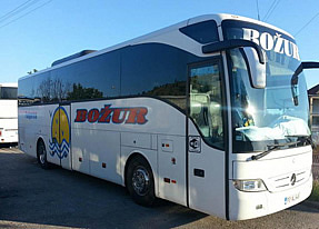 Bus Transport Montenegro