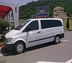 Transfer Mercedes Vito 7+1